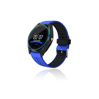 New Arrival Smart Watch V9 With Touch Screen Round Shape Display Smart Watch Sim Card