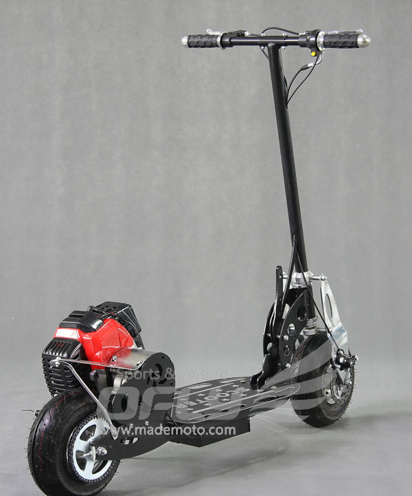 Hot Selling CE Approved Foldable Gas Scooter trike gas scooter racing