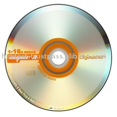 Sell DVD+ R 16x 4. 7gb Digimaster-Super A