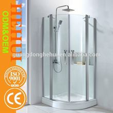 shower door magnets and shower door side seal with bathroom mirror bracket