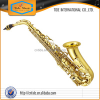 High Grade Alto Saxophone Like Yama 275 gold lacquer