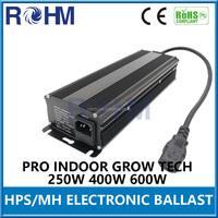 2017 New HPS MH Digital Ballast 600W For Indoor Grow Lighting