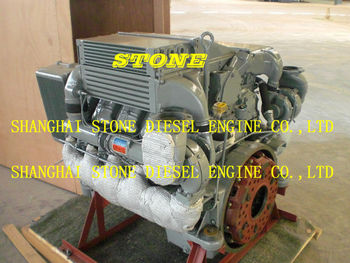 DEUTZ BF8L513 air cooled diesel engine for Vehicle