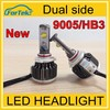 High quality hb3 9005 led headlight 9005 play and play,replacement bulb