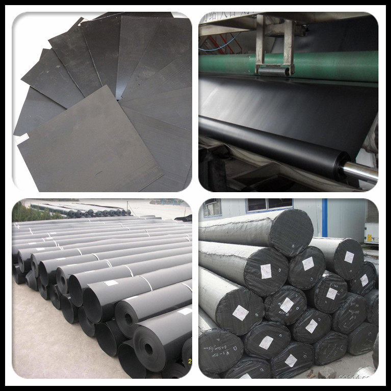 1mm 2mm hdpe geomembrane pond liner for fish farming