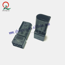 factory suppy pbt gf20 2pin male kostal connectors
