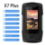 mini smartphone 4G IP68 Military Grade Rugged Smartphone Waterproof Fingerprint NFC PTT Walkie