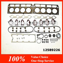 chevrolet OHV V8 gasket 12589226 and overhaul set full gasket kit