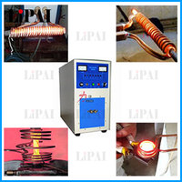 High Frequency portable small Induction Heating Generator 30kw