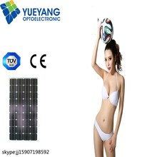 High Efficiency CE ISO PV Module 145w 12v Poly Solar Panel
