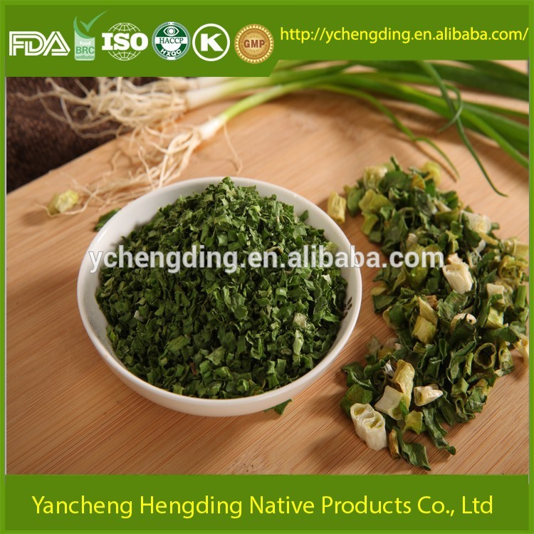 2017Fresh Chinese dried Chive for sale/dehydrated green Chive new crop with good price