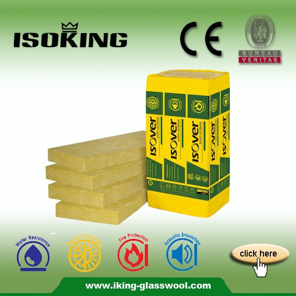 ISOWOOL Rock Mineral Wool Products Mineral Wool Board