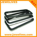 Metal bumper case for samsung galaxy s4
