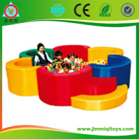 2016 hot sale indoor plastic kids toys ball pool for sale