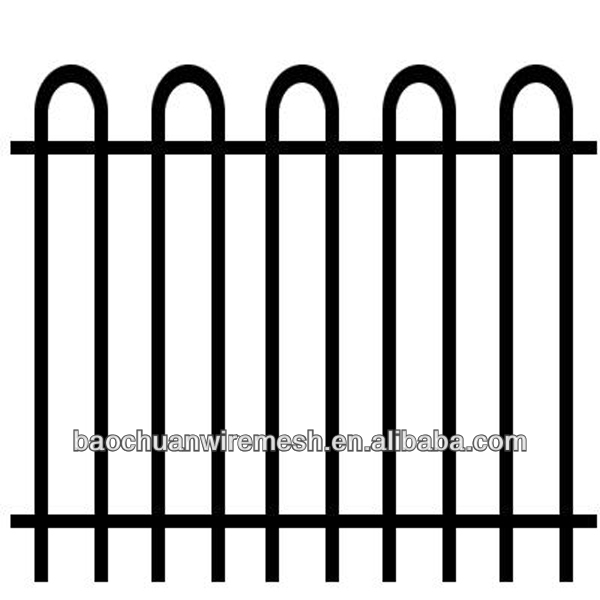 Home or garden protection using beautiful decorative fencing