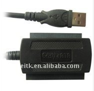 IDE/SATA to USB 2.0 Cable Adapter with OTB