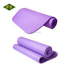 Custom Printed Non-Slip Rubber Yoga Mat Hot Gym Yoga Mats