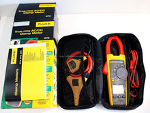 Original Fluke 376 True RMS AC/DC Clamp Meter with iFlex, handheld Fluke 376 digital ac dc clamp meter