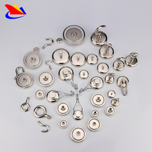 made in china strong neodymium pot magnet neodymium pot magnet with round hole super ferrite pot magnets