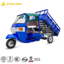 high quality chinese new design van cargo tricycle