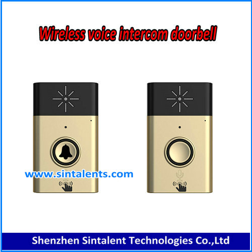 waterproof long range wireless video intercom doorbell Smart home Ring Tone Wifi Doorbell