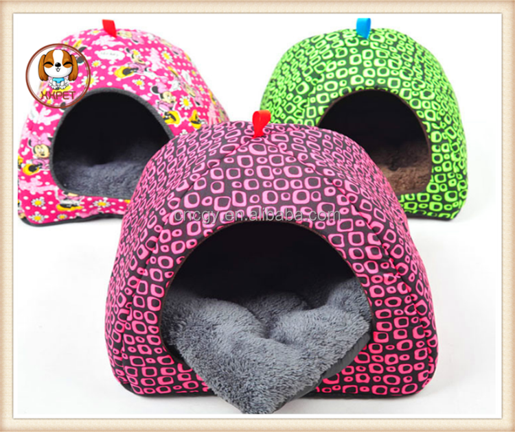Pet products New Doghouse Lovely Soft Pet Products New Arrival Dog Bed