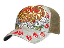 promotional stylish customized cotton sport high profile baseball cap with embroidery/print logo