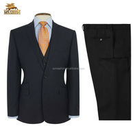 custom office uniform designs 2014 latest office staff uniform of mens pinstripe office suit