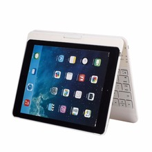 China Import Cheap 360 Swivel Rotating Display Cases for iPad 5 Air White