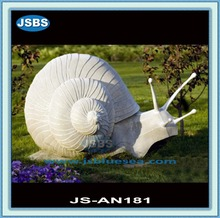 Customized Design Carved Stone Land Snails For Sale