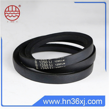 China manufactures strong durability adjustable agriculture machine v belt