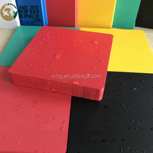 1mm - 40mm PVC Rigid Foam Board , Decoration Material White PVC Foam Sheet, Heat Insulation High Density pvc foam
