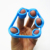 Hot Finger Stretcher Hand ความต้านทานมือ Extensor Exerciser Finger Grip Strengthener Strength Trainer Gripper ชุด
