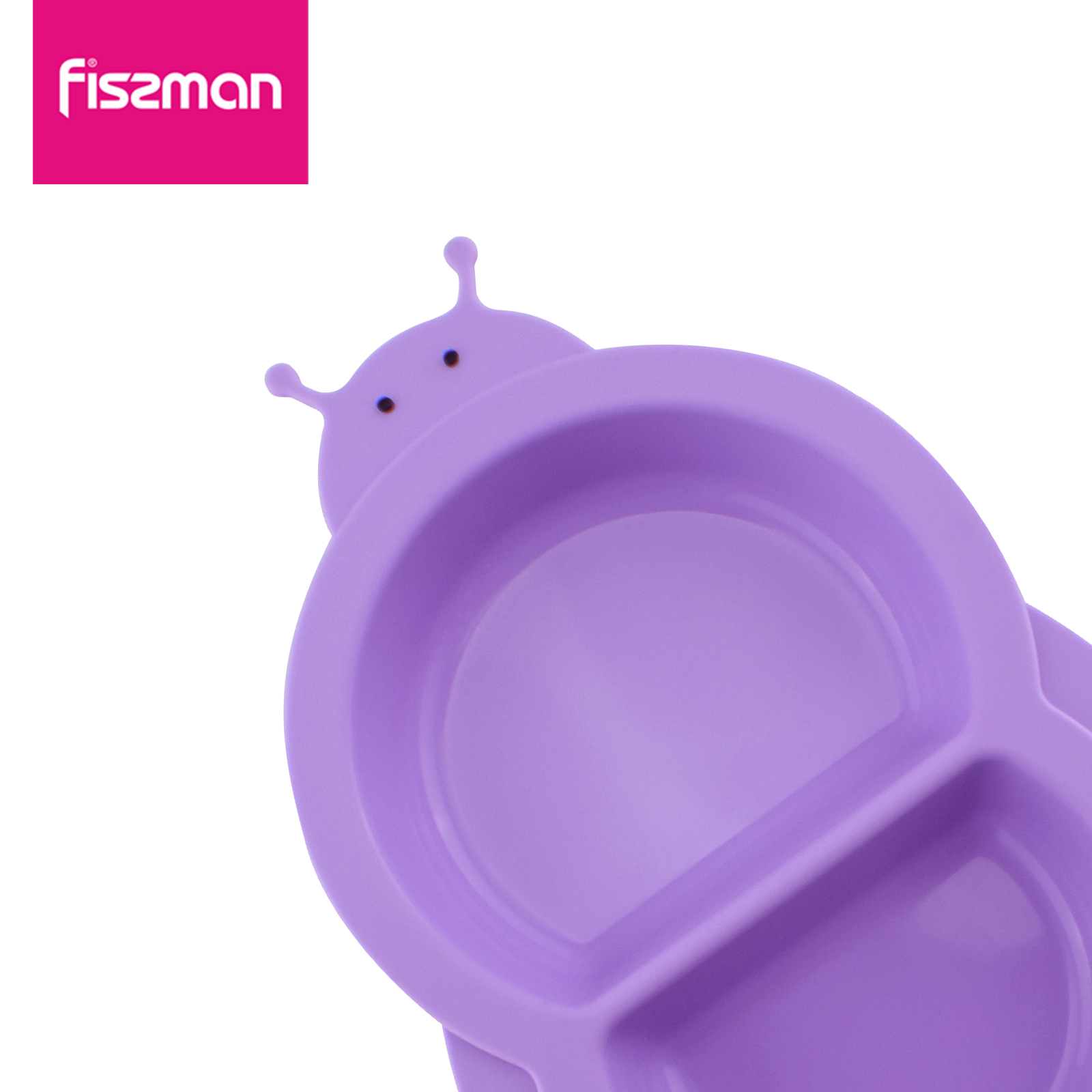 kids cartoon silicone baby food soup bowl