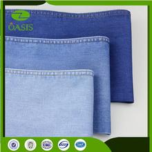 Brand new cotton lycra denim fabric for wholesales