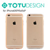 TOTU SCRATCH-RESISTANT PC PHONE COVER FOR IPHONE 6S/6SPLUS/6/ 6PLUS