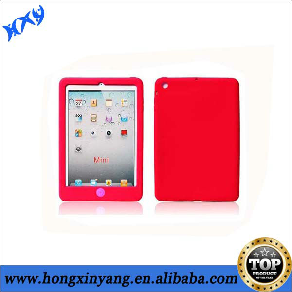shockproof silicone case for ipad 2/3/4 , BV certificate