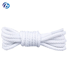 2018 Dongguan Promotional Hot Selling Waxed Cotton Round Shoelaces