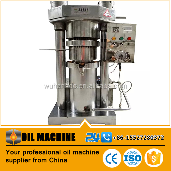 Cold press oil extraction machine cocoa Ingredient Product Type Cocoa Butter press machine
