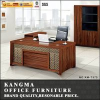 space saving furniture mahogany wood wooden office table