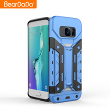 Best Praise case for galaxy s7 edge hybrid,for samsung s7 egde cover,smart cover for samsung galaxy s7/s7 edge