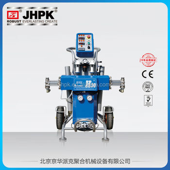 hot sale polyurethane spray machine JHPK-H30 from China manufacturer on alibaba
