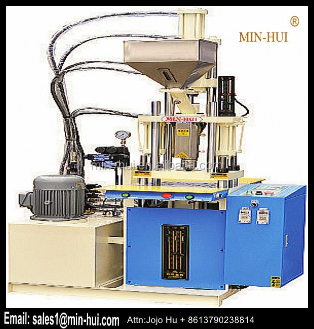 2016 new PVC PP ABS PC PS plastic Vertical small mini plastic injection molding machine