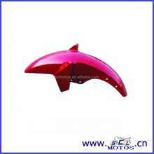 SCL-2012120404 Motorcycle Parts YBR125 Front Fender for motorcycle SCL-2012120404