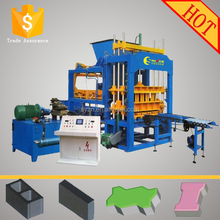 high profit products QT5-15 concrete hollow brick machine