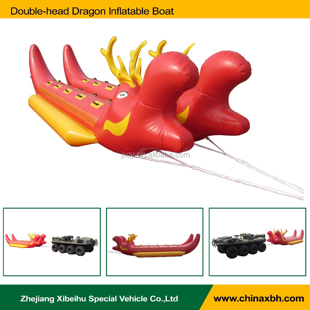 XBH Double-head Dragon Inflatable Boat