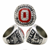 Football fans national championship ring,new man fashion ring(SWTPR1118)