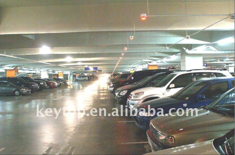 keytop ultrasonic sensor parking guidance system-parking space indicator