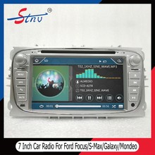 7 Inch Galaxy GPS Navigation For Ford With Car DVD/Radio/Free Map/BT