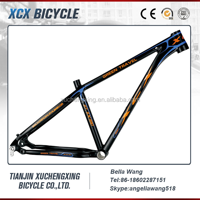 2016 New Design No Name For Mountain Bike Bicycle Frame